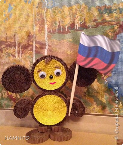 Все из нас наверное смотрели этот замечательный советский мультфильм, созданный по мотивам произведения Эдуарда Успенского, где впервые появляется Чебурашка. фото 1