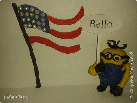 """Bello!, что переводится с языка миньонов как """"привет"""". фото 1"""