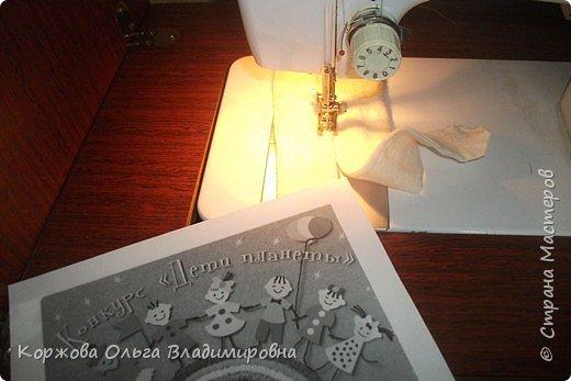 Кукла в костюме казачки-некрасовки. фото 3