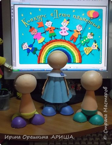 Игрушки любят дети, вы знаете друзья, ведь без игрушек детям, никак, никак нельзя!!! Таня, Оля и Серёжка, озорные малыши, принесли с собой игрушки, до чего ж все хороши! фото 7