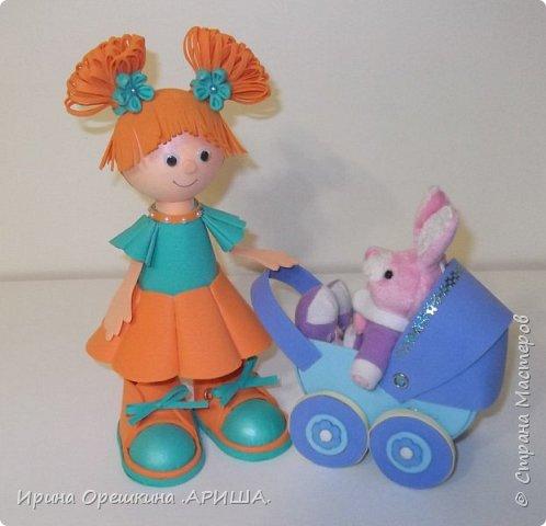 Игрушки любят дети, вы знаете друзья, ведь без игрушек детям, никак, никак нельзя!!! Таня, Оля и Серёжка, озорные малыши, принесли с собой игрушки, до чего ж все хороши! фото 2