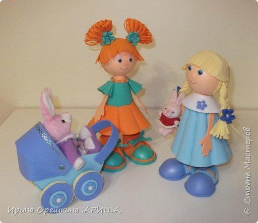 Игрушки любят дети, вы знаете друзья, ведь без игрушек детям, никак, никак нельзя!!! Таня, Оля и Серёжка, озорные малыши, принесли с собой игрушки, до чего ж все хороши! фото 5