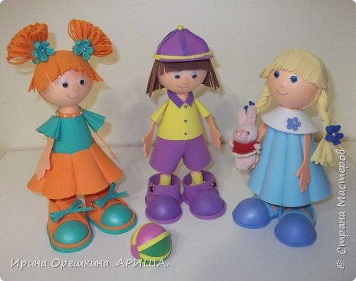 Игрушки любят дети, вы знаете друзья, ведь без игрушек детям, никак, никак нельзя!!! Таня, Оля и Серёжка, озорные малыши, принесли с собой игрушки, до чего ж все хороши! фото 14
