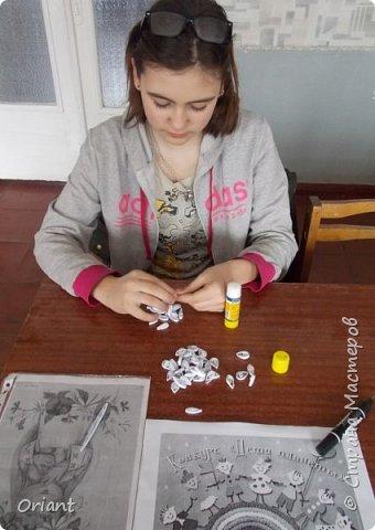 Здравствуйте мастера и мастерицы, живущие в Стране Мастеров! Представляем вашему вниманию маленькую украиночку - озорную и смешливую. фото 2
