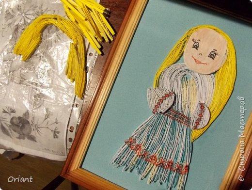 Здравствуйте мастера и мастерицы, живущие в Стране Мастеров! Представляем вашему вниманию маленькую украиночку - озорную и смешливую. фото 8