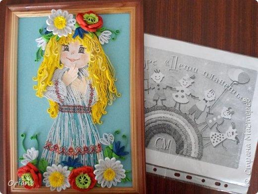 Здравствуйте мастера и мастерицы, живущие в Стране Мастеров! Представляем вашему вниманию маленькую украиночку - озорную и смешливую. фото 11