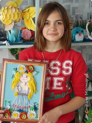 Здравствуйте мастера и мастерицы, живущие в Стране Мастеров! Представляем вашему вниманию маленькую украиночку - озорную и смешливую. фото 15