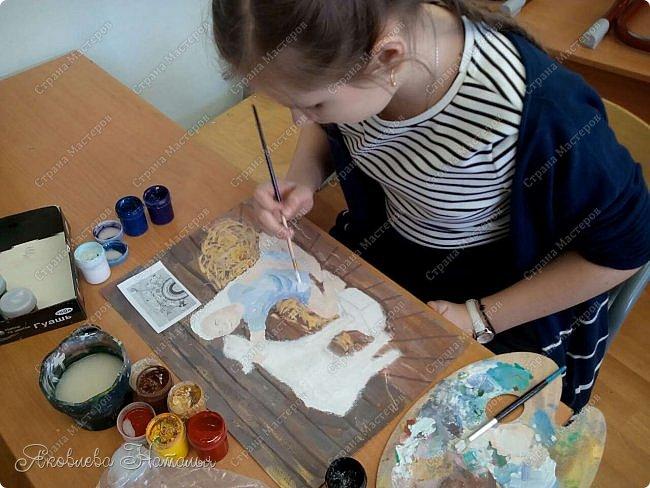 Представляю вашему вниманию работу ещё одной ученицы - Валерии. фото 4