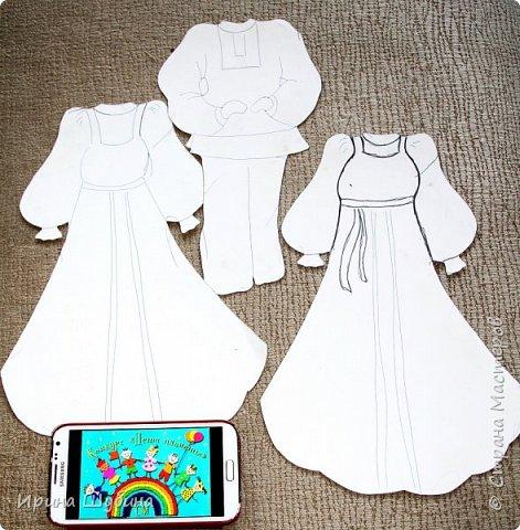 Знаешь ли ты, какой костюм могла носить твоя прапрапрабабушка? Как выглядели будничные и праздничные народные костюмы, как и зачем украшали их? фото 3