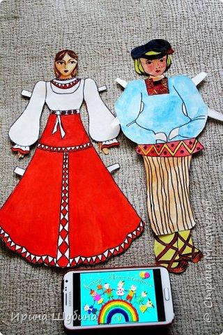 Знаешь ли ты, какой костюм могла носить твоя прапрапрабабушка? Как выглядели будничные и праздничные народные костюмы, как и зачем украшали их? фото 4