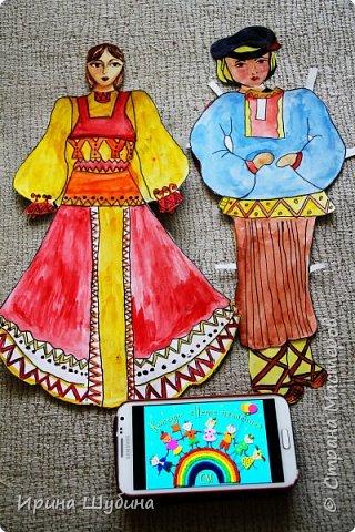 Знаешь ли ты, какой костюм могла носить твоя прапрапрабабушка? Как выглядели будничные и праздничные народные костюмы, как и зачем украшали их? фото 5