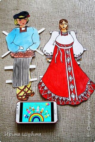 Знаешь ли ты, какой костюм могла носить твоя прапрапрабабушка? Как выглядели будничные и праздничные народные костюмы, как и зачем украшали их? фото 6