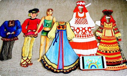 Знаешь ли ты, какой костюм могла носить твоя прапрапрабабушка? Как выглядели будничные и праздничные народные костюмы, как и зачем украшали их? фото 8