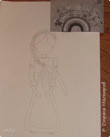 Рисунок Кристины фото 2