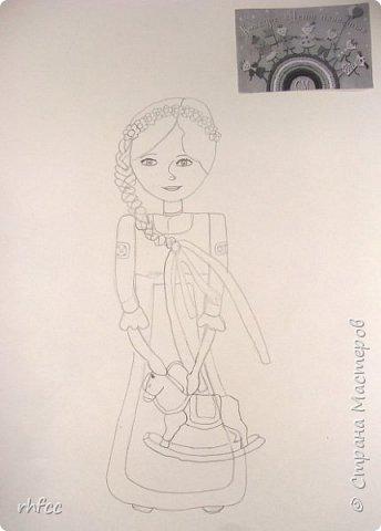 Рисунок Кристины фото 3