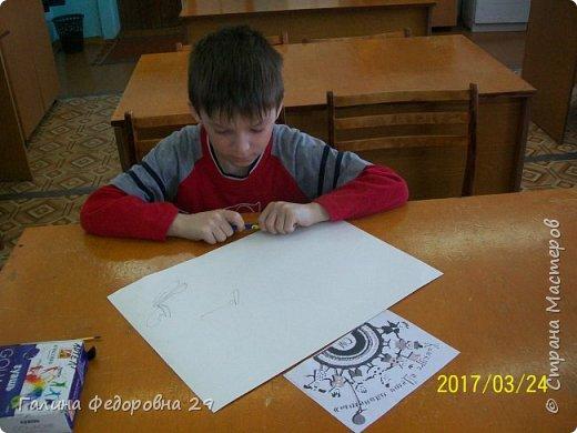 """Уважаемые мастера! Представляем вашему вниманию рисунок """"Морковка для друга"""". Выполнил ученик второго класса. На рисунке изображен любимый домашний питомец. фото 2"""