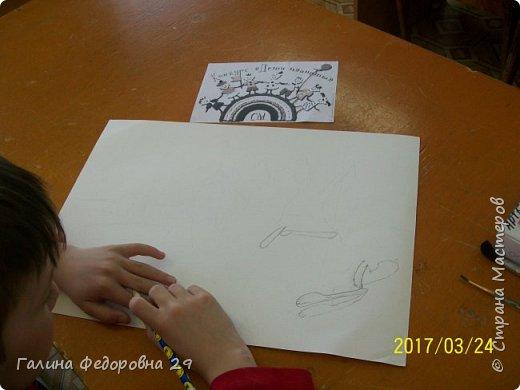 """Уважаемые мастера! Представляем вашему вниманию рисунок """"Морковка для друга"""". Выполнил ученик второго класса. На рисунке изображен любимый домашний питомец. фото 3"""