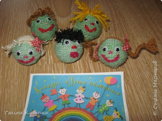 """Нежные, милые, сладкие детки наши! И такие ещё зеленые...  """"...Есть сыночки, есть и дочки. В домике живём прелестном, И нам весело, не тесно..."""" фото 6"""