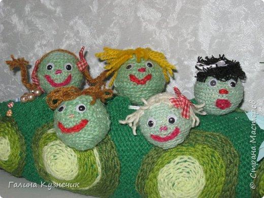 """Нежные, милые, сладкие детки наши! И такие ещё зеленые...  """"...Есть сыночки, есть и дочки. В домике живём прелестном, И нам весело, не тесно..."""" фото 9"""