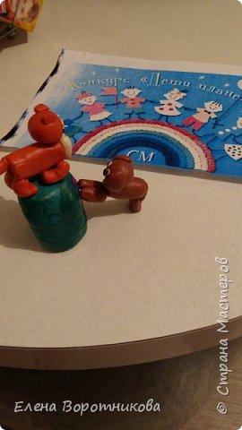 Настя очень любить своих домашних питомцев. фото 8
