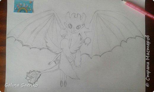 """Малика изобразила героев своего любимого анимационного фильма производства студии «DreamWorks Animation» """"Как приручить дракона"""" фото 4"""