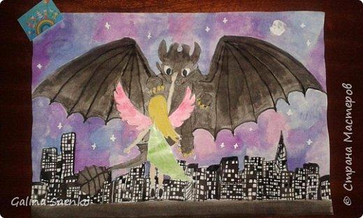 """Малика изобразила героев своего любимого анимационного фильма производства студии «DreamWorks Animation» """"Как приручить дракона"""" фото 6"""