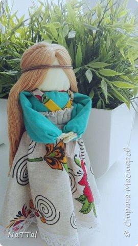 """Разрешите представить вам куклу """"Радуницу"""". Издавна на Руси эта кукла считалась приносящей радость и благополучие в дом. Свое название кукла получила в честь праздника """"Пасха"""" фото 1"""
