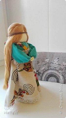 """Разрешите представить вам куклу """"Радуницу"""". Издавна на Руси эта кукла считалась приносящей радость и благополучие в дом. Свое название кукла получила в честь праздника """"Пасха"""" фото 10"""
