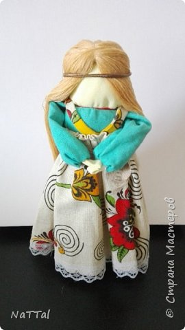 """Разрешите представить вам куклу """"Радуницу"""". Издавна на Руси эта кукла считалась приносящей радость и благополучие в дом. Свое название кукла получила в честь праздника """"Пасха"""" фото 12"""