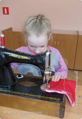 """На конкурс представлена работа Терехиной Ирины """"Весна - красна"""". Изготовлением кукол для кукольного театра Ирина занимается второй год. Девочка она очень старательная. фото 7"""