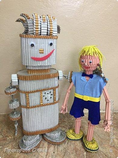 Привет, знакомтесь - это Ванечка из будущего с его большой игрушкой.  фото 13