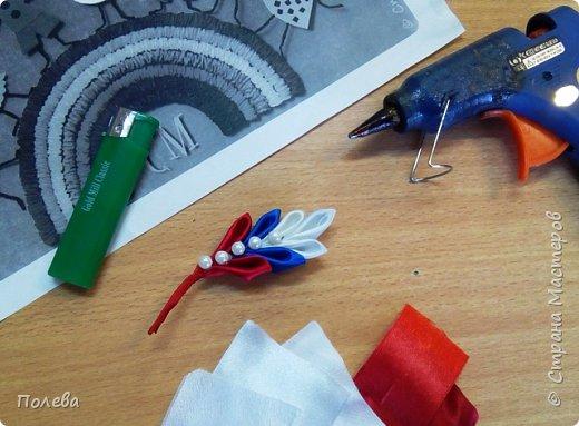 Жар-птица - один из самых волшебных персонажей русских народных и авторских сказок. Возможно поэтому Алина выбрала её для своей работы.  фото 6