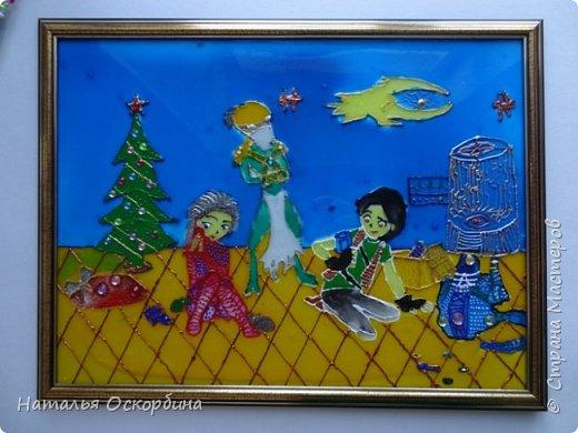 Добрый день, дорогая «СТРАНА МАСТЕРОВ»! Планета Земля. В преддверии Нового 3017 года. Дети уже нарядили в домах новогодние елки. И готовят подарки друг для друга. Давайте и мы заглянем в уютную атмосферу праздника в будущем.  фото 1