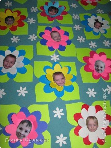 """"""" Все дети - наш цветущий сад"""" так мы назвали нашу работу . Представляю вам моих малышей, их 26: непоседы, озорники, тихони,сластёны, помощники, умнички...  И все они живут в детском саду с цветочным названием """"Незабудка"""" Они наши самые необыкновенные, самые любимые, самые дорогие девчонки и мальчишки- наши цветочки. фото 13"""