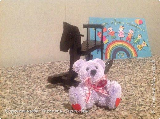 Увидев информацию о конкурсе, мы очень загорелись  желанием поучаствовать в нем. Особенно нам понравилась тема Куклы (игрушки) народов мира. фото 3