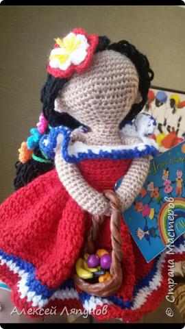 Доминиканская кукла Лиме фото 9