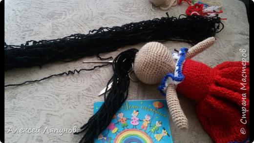 Доминиканская кукла Лиме фото 5