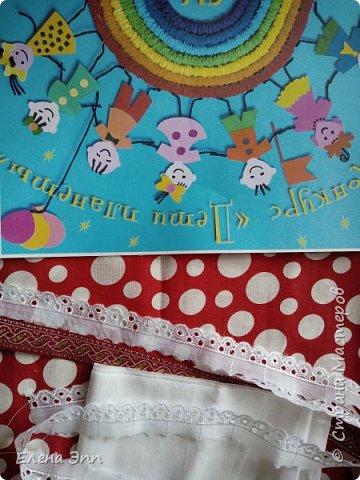 На этот конкурс мне захотелось сделать куколку. Девочку в русском костюме. Раньше на Руси очень популярно было имя Матрёна. И мою бабушку звали Матрёна. А маленьких девочек называли Матрёшой, Матрёшкой. Так даже назвали самую известную русскую игрушку.  Вот и мою куколку зовут Матрёшка. фото 6