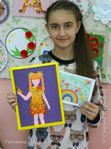 Знакомьтесь- Настурция, девочка очень яркая и позитивная! фото 9