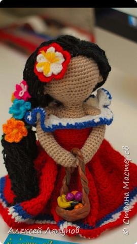 Доминиканская кукла Лиме фото 1