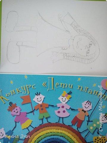 Пеппи -любимая героини Полины. Они даже похожи: весёлые, любят придумывать необычные игры и небылицы, и им никогда не бывает скучно. фото 2