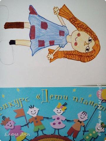 Пеппи -любимая героини Полины. Они даже похожи: весёлые, любят придумывать необычные игры и небылицы, и им никогда не бывает скучно. фото 4