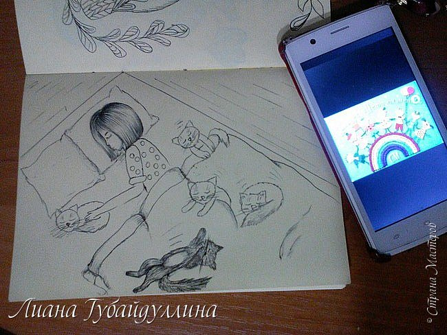 Это,наверно,моя детская мечта иметь много котиков))))Я считаю,что котики самые ласковые существа)) фото 3