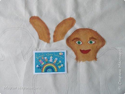 Для конкурса я решила сделать перчаточную куклу Бабки - Ежки. Это очень яркий персонаж, который встречается во многих русских народных сказках. фото 4