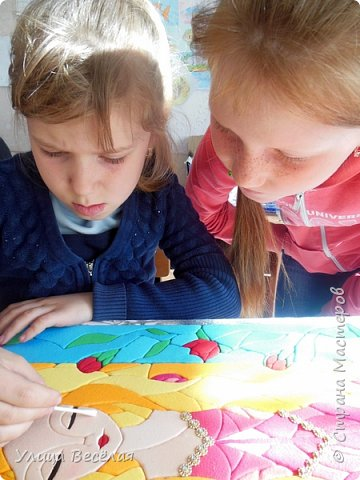 Пока я болела Поля и Зарина принцесс сделали! Хорошо, что Марина Геннадьевна и для меня нашла принцессу. Да еще какую! Мне очень нравится Рапунцедь. И мультфильм смотрела, и книжки читала, даже на тетрадках и альбоме у меня Рапунцель.!  фото 10