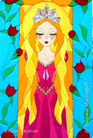 Пока я болела Поля и Зарина принцесс сделали! Хорошо, что Марина Геннадьевна и для меня нашла принцессу. Да еще какую! Мне очень нравится Рапунцедь. И мультфильм смотрела, и книжки читала, даже на тетрадках и альбоме у меня Рапунцель.!  фото 1