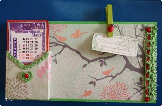 """Даша решила изготовить календарь. На каждый месяц она наклеила виды растений, животных, птиц, рыб из """"Красной книги Нижегородской области"""". фото 2"""