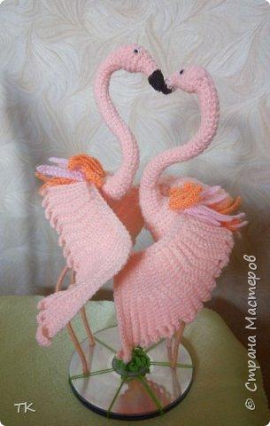 """"""" Розовый фламинго"""" фото 5"""