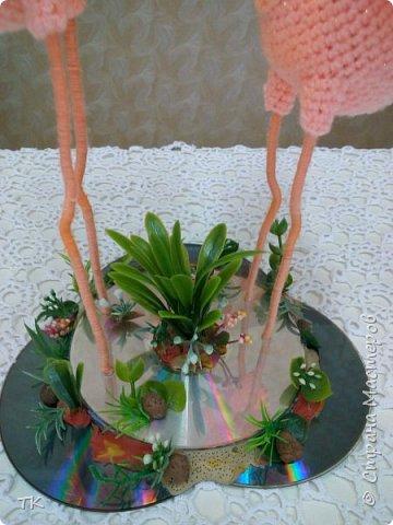 """"""" Розовый фламинго"""" фото 6"""