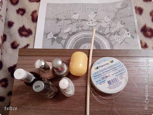 Познакомлю с новым увлечением: изделиями из проволоки и лака для ногтей. фото 2